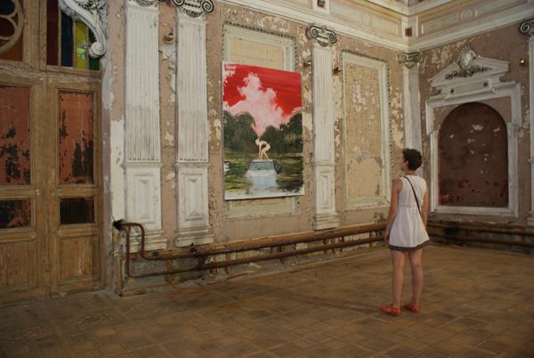 gusev artzebs contemporary odessa kuialnik