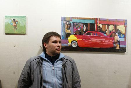 современное искусство, выставки, акции, украинские художники