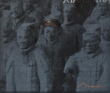 Гулич Призраки Ливадии памятник Медведев Артзебс