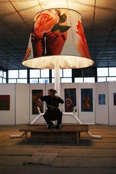 галерея современного искусства, contemporary art, живопись фото инсталляции объекты акции художников