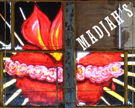 Madjahs lOYKO SYMPOSIUM OF CONTEMPORARY ART BIRUCHIY ARTZEBS